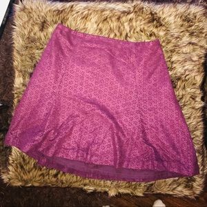 👑 SOFT SUEDE EXPRESS MINI SKIRT SIZE 00